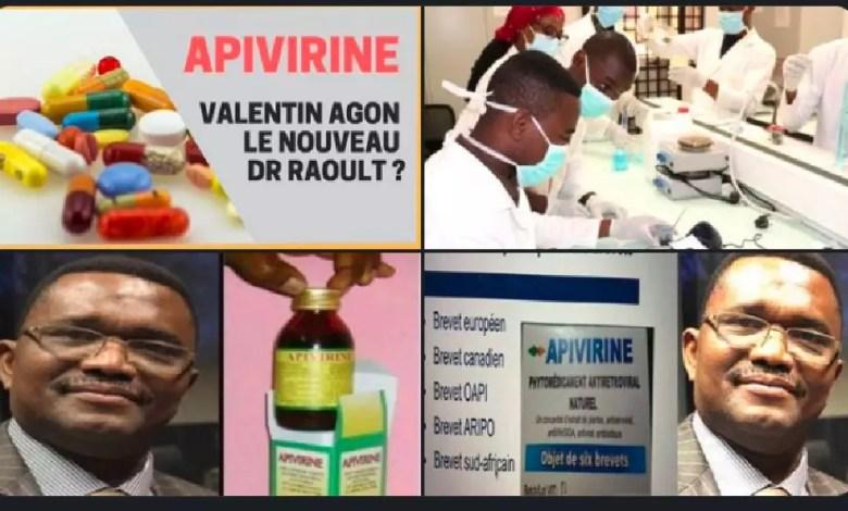 Apivirine de Valentin Agon