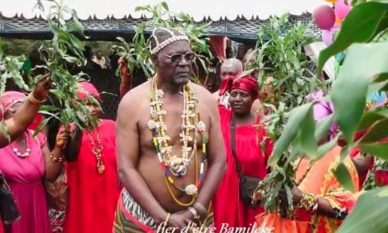 Fo'o Sokoudjou Mpoda de Bamendjou