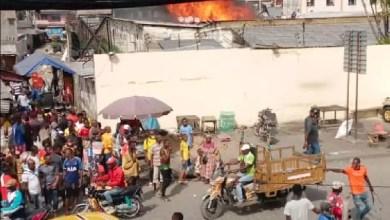 Photo of Cameroun – Très urgent : Incendie ravageur en ce moment à la prison de New- Bell à Douala