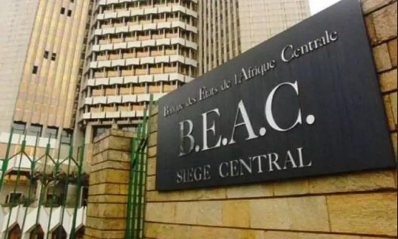 Le siege de la Beac