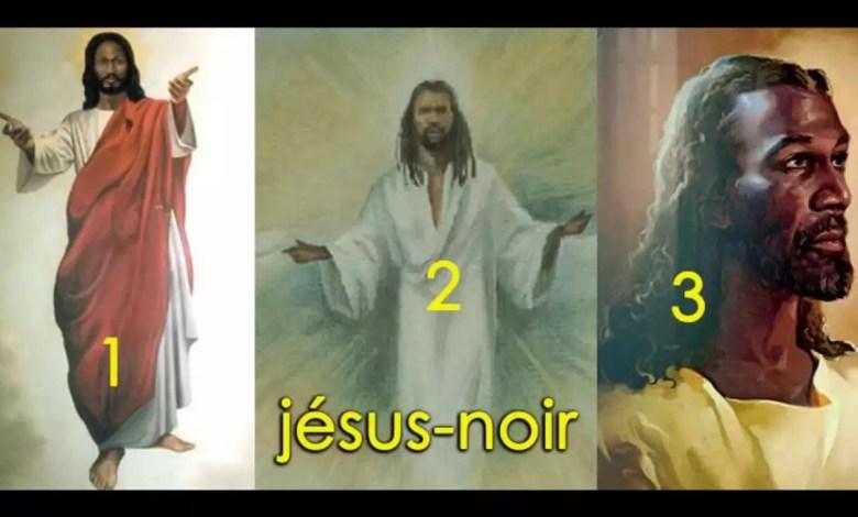Le jesus noir