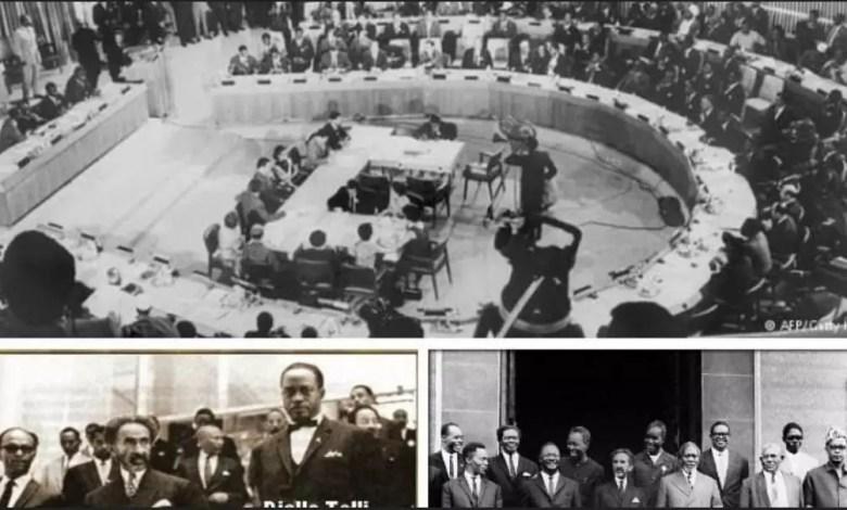Le 25 mai 1963, création de l'Organisation de l'Unité Africaine