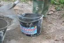 Photo of Don du Chef de l'Etat aux populations : les seaux distribués font le bonheur des maçons