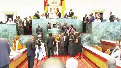 Assemblée nationale débat