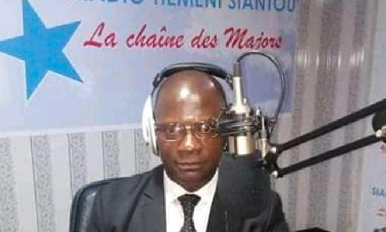 Master Ludo de Radio Siantou