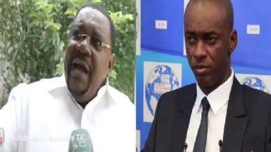 Photo de Cameroun: possible alliance Paul Eric Kingué – Cabral Libii ?