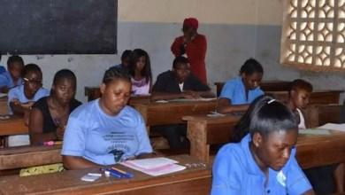 Photo de Cameroun : Une épreuve du Baccalauréat 2020 sur les réseaux sociaux