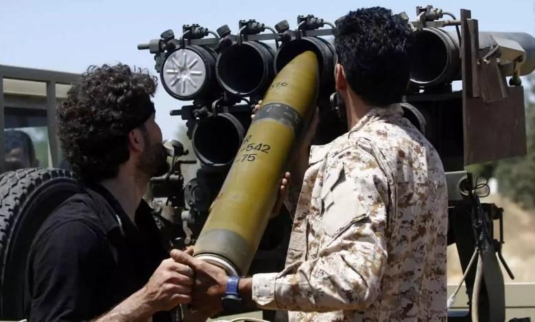 gouvernement Sarraj en Libye