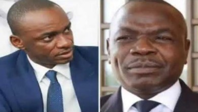 Photo de Cameroun: Cabral LIBI apporte son soutien à AMOUGOU BELINGA