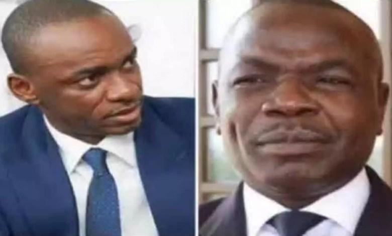 Cabral Libii et amougou Belinga