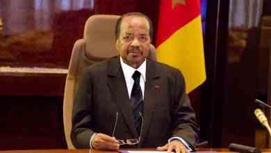 Photo de Hommage aux morts de Kumba : Paul Biya le « tweetologue »