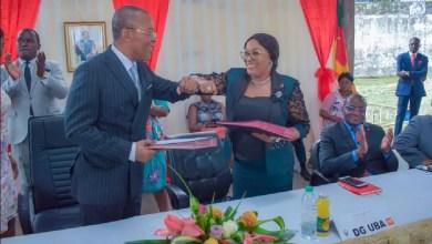 Photo of Digitalisation des services: Convention entre UBA Cameroon et l'Université de Douala