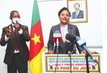 Riposte Covid-19 au Cameroun