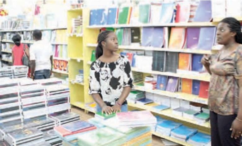 Des livres scolaires