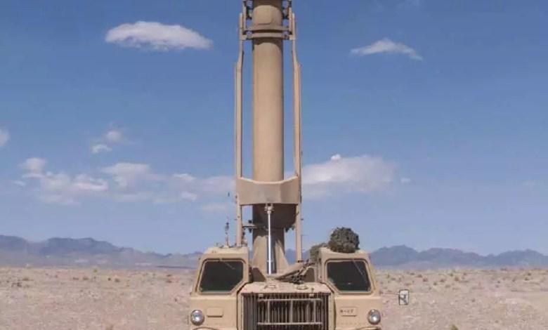 missiles balistiques tactiques Scud-B / S-17