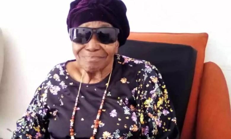 Maman Régine Ngonda, la grande soeur de Paul BIYA