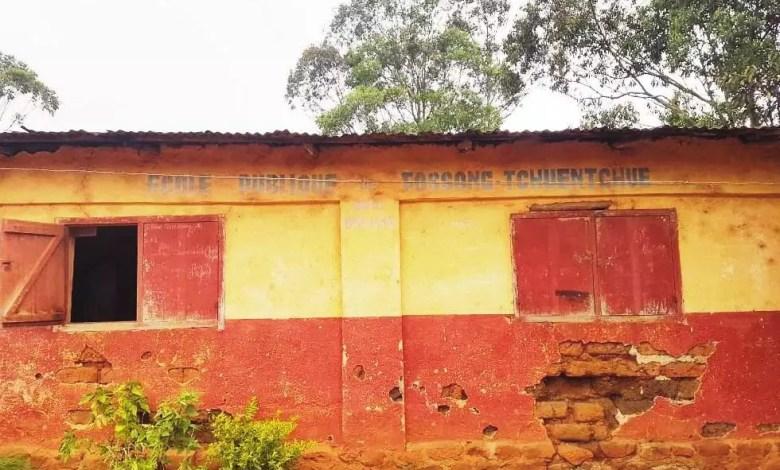 Uen ecole publique au Cameroun