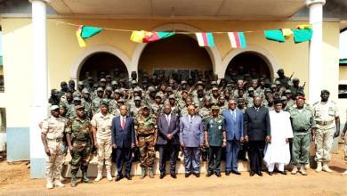 Fin de formation de l'ENAM au CPFAN de Ngaoundal