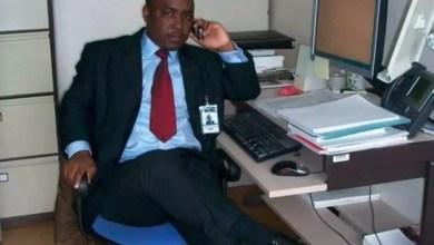 Georges Endjako Améké