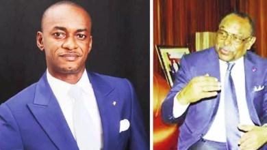 Cabral Libii et Gregoire Owona