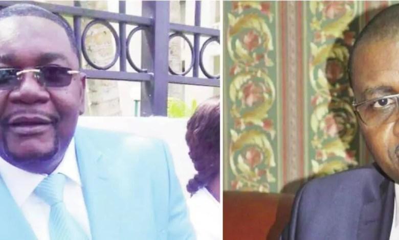 Paul Éric Kingué et Dodo Ndoke