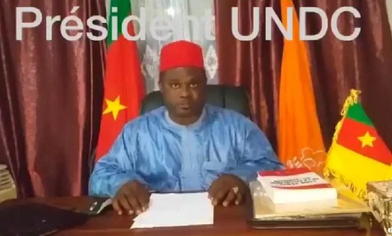 Dalami Abdoulmoumini, Président National de l'UNDC