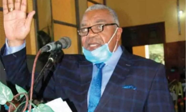 Emmanuel Mve Elemva