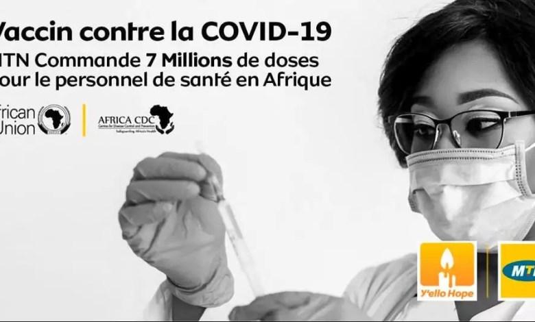 MTN et la vaccination contre la COVID-19