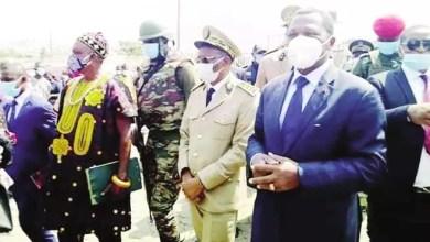 Paul Atanga Nji à Bamenda