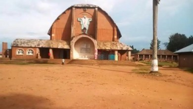 La paroisse de Bikok