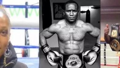 Boxeurs camerounais