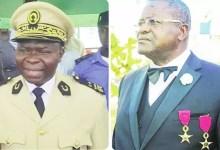 Mboutou benjamin et Lengue Malapa