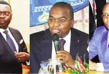 Ferdinand Ngo Ngo, Louis Paul Motaze et Malachie