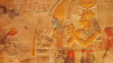 Mythe de Osis et d'Osiris