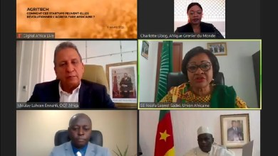 Africa Agri forum Live & Huawei Cameroun