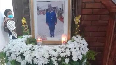Obsèques du Pr. Gervais Mendo ZE