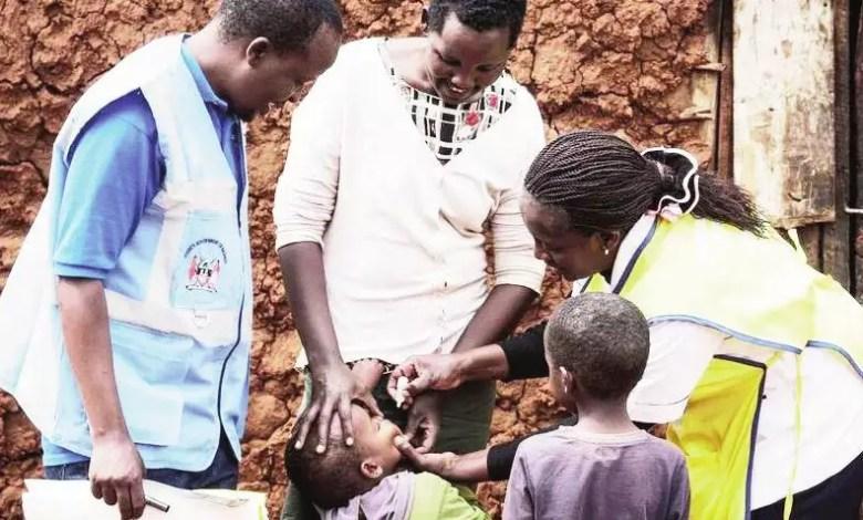 Polio de retour au Cameroun