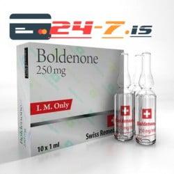 boldenone swiss remedies