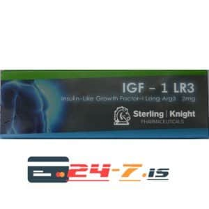 IGF - 1 LR3 Sterling Knight 1 vial [2mg]