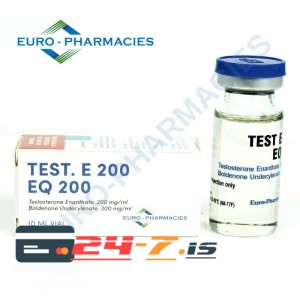 Test. E 200 / Eq 200 Euro-Pharmacies 10ml vial [400mg/1ml]