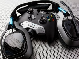Astro A40 Headset With MixAmp M80 Halo 5: Guardians Edition