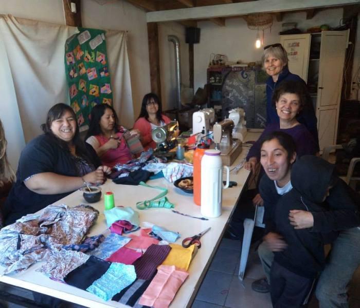 """Projekt-Schwerpunkt 2017: Wohnmöglichkeiten im Frauenhaus bei """"Iris"""""""