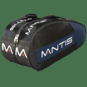 Mantis Pro 12 Racket thermo svart/blå