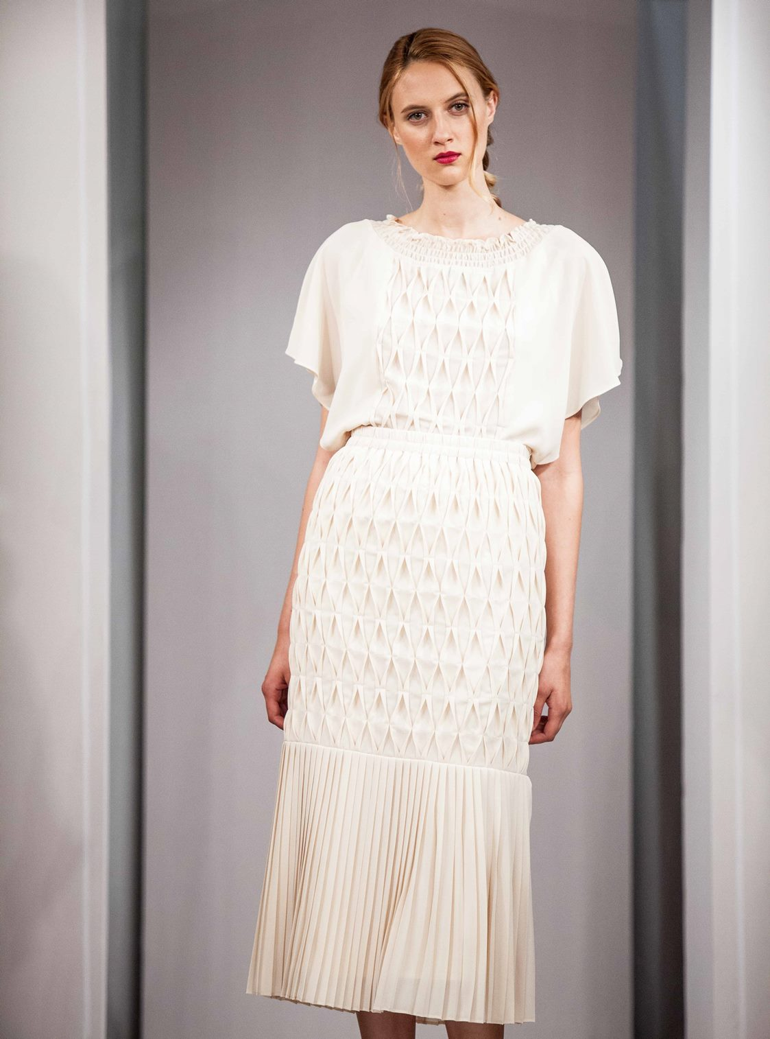 JSong and ...Way Spring 2014 Collections