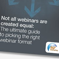 Whitepaper: Not All Webinars Are Created Equal