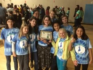 Team Athena Spirit Award