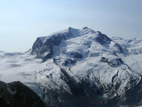 Wyjazd na trekking w okolice Monte Rosa