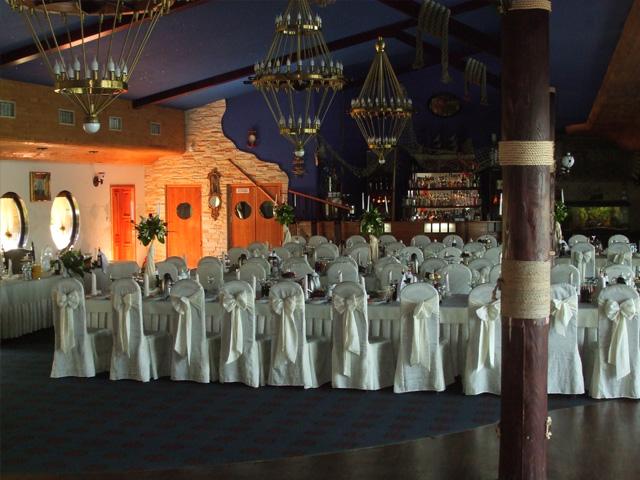 Organizujemy imprezę weselną.