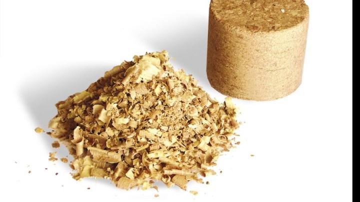 Ekologiczne materiały opałowe – brykiet z trocin