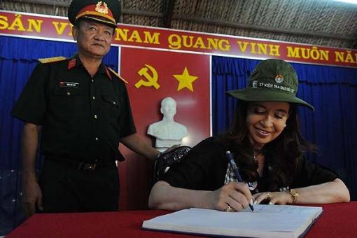 cristina vietnam